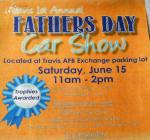 Travis AFB Fathers Day Car Show0