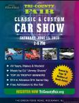 TRI COUNTY FAIR CLASSIC & CUSTOM CAR SHOW0