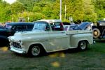Tri-Town Cruzers Cruise Night at CT Golf Land0