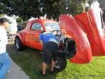Ventura Vintage Rods Harbor Run Car Show0