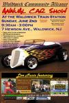 Waldwick Community Alliance Annual Car Show0