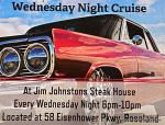 Weds Night Cruise at Jim Johnston's Steak House19