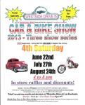 Westside Drive-In Car and Bike Show0