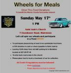 Wheels for Meals Drive-Thru24