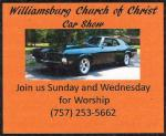 Williamsburg Church of Christ Car Show0