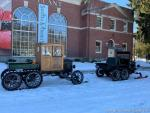 Winter Stop at The Saratoga Automobile Museum0