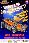 World's First Car & Bike Show0