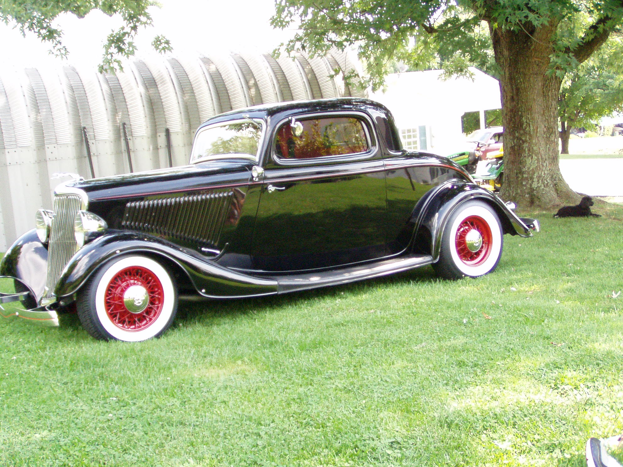 1934 ford 3 window coupe hotrod hotline for 1934 ford 3 window coupe pictures